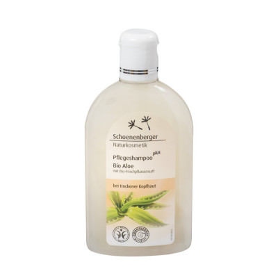 Schoenenberger® Pflegeshampoo plus Bio Aloe BDIH 250 ml