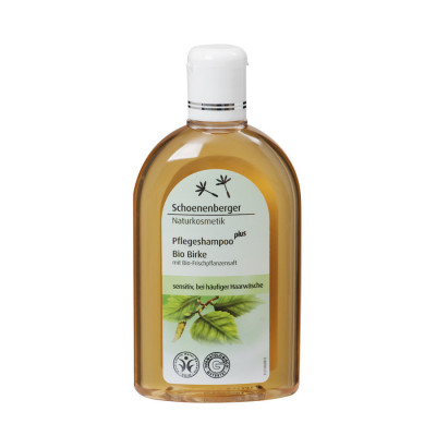 Schoenenberger® Pflegeshampoo plus Bio Birke BDIH 250 ml