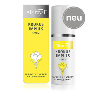 Alsiroyal® Krokus Impuls Serum 30 ml
