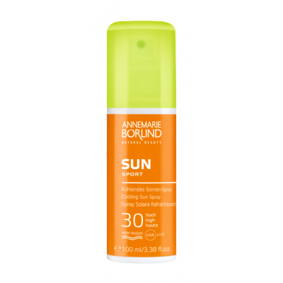 ANNEMARIE BÖRLIND SUN SPORT Kühlendes Sonnen-Spray LSF 30 100ml