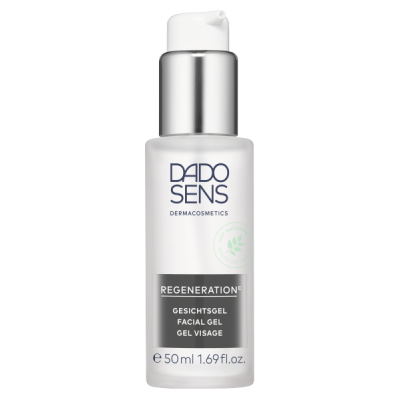 DADO SENS REGENERATION E GESICHTSGEL 50 ml Spender