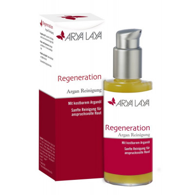 ARYA LAYA Regeneration Argan Reinigung, 100 ml Spender