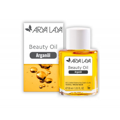 ARYA LAYA Beauty Oil Arganöl, 30 ml Flasche