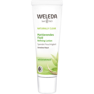 Weleda NATURALLY CLEAR Mattierendes Fluid 30 ml