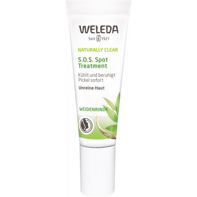 Weleda NATURALLY CLEAR S.O.S. Spot Treatment 10 ml