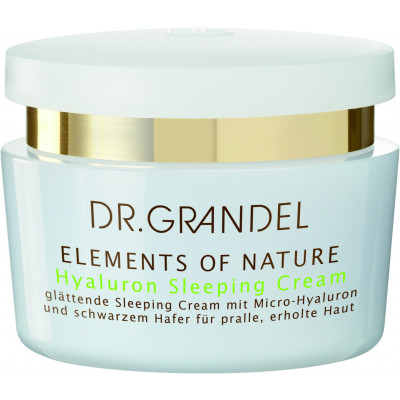 Dr. Grandel Elements of Nature Hyaluron Sleeping Cream 50 ml