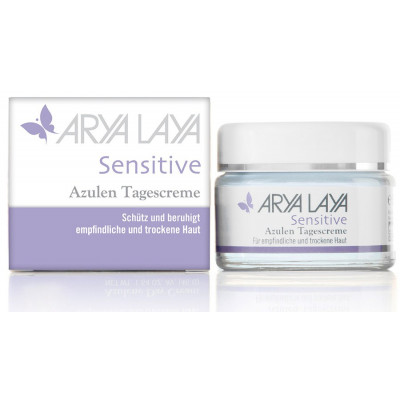 Arya Laya Sensitive Azulen Tagescreme, 50ml