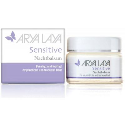 Arya Laya Sensitive Nachtbalsam, 50ml