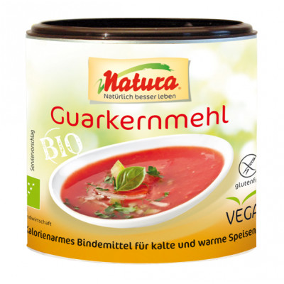 Natura® Bio Guarkernmehl