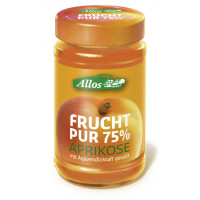Aprikose Frucht Pur 75%