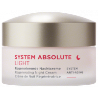 Annemarie Börlind system absolute Anti-Aging Nachtcreme light, 50ml