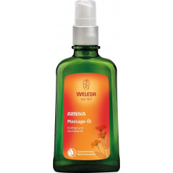 Weleda Arnika Massage-Öl, 100 ml mit Pumpspender