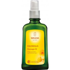 Weleda Calendula Massage-Öl, 100 ml Pumpspender