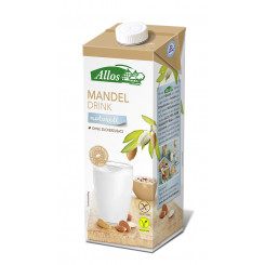 Allos Mandeldrink Naturell 1 l