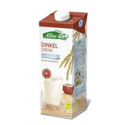 Allos Dinkel Drink naturell, 1l