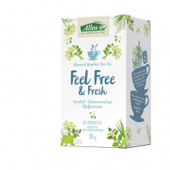 Allos Feel Free and Fresh Tee Bio 20 Filterbeutel 30 g Packung