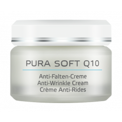Pura Soft Q10 Anti-Falten-Creme, 50ml