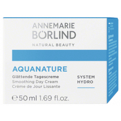 Börlind Aquanature Glättende Tagescreme, 50 ml