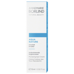 Börlind Aquanature Aufpolsternde Augencreme, 15 ml
