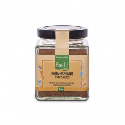 Gewürzmühle Brecht India Marinade Curry-Kokos, 100 g Bio