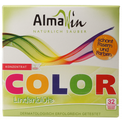 Almawin AlmaWin Color -Lindenblüte- Waschpulver 1kg