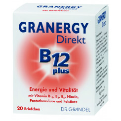 Dr. Grandel Granergy Direkt B12 plus 40 Briefchen