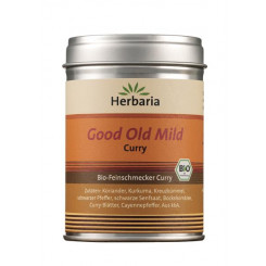 Good Old Mild Curry bio Herbaria