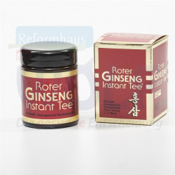 Roter Ginseng Instant Tee, 50g
